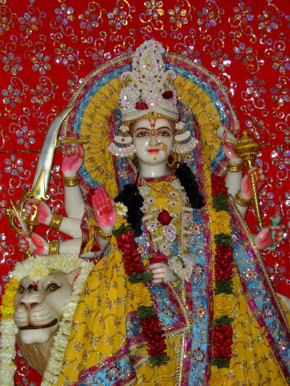 Vaishnavi Mata Shri Sharaneshvari DurgaMa