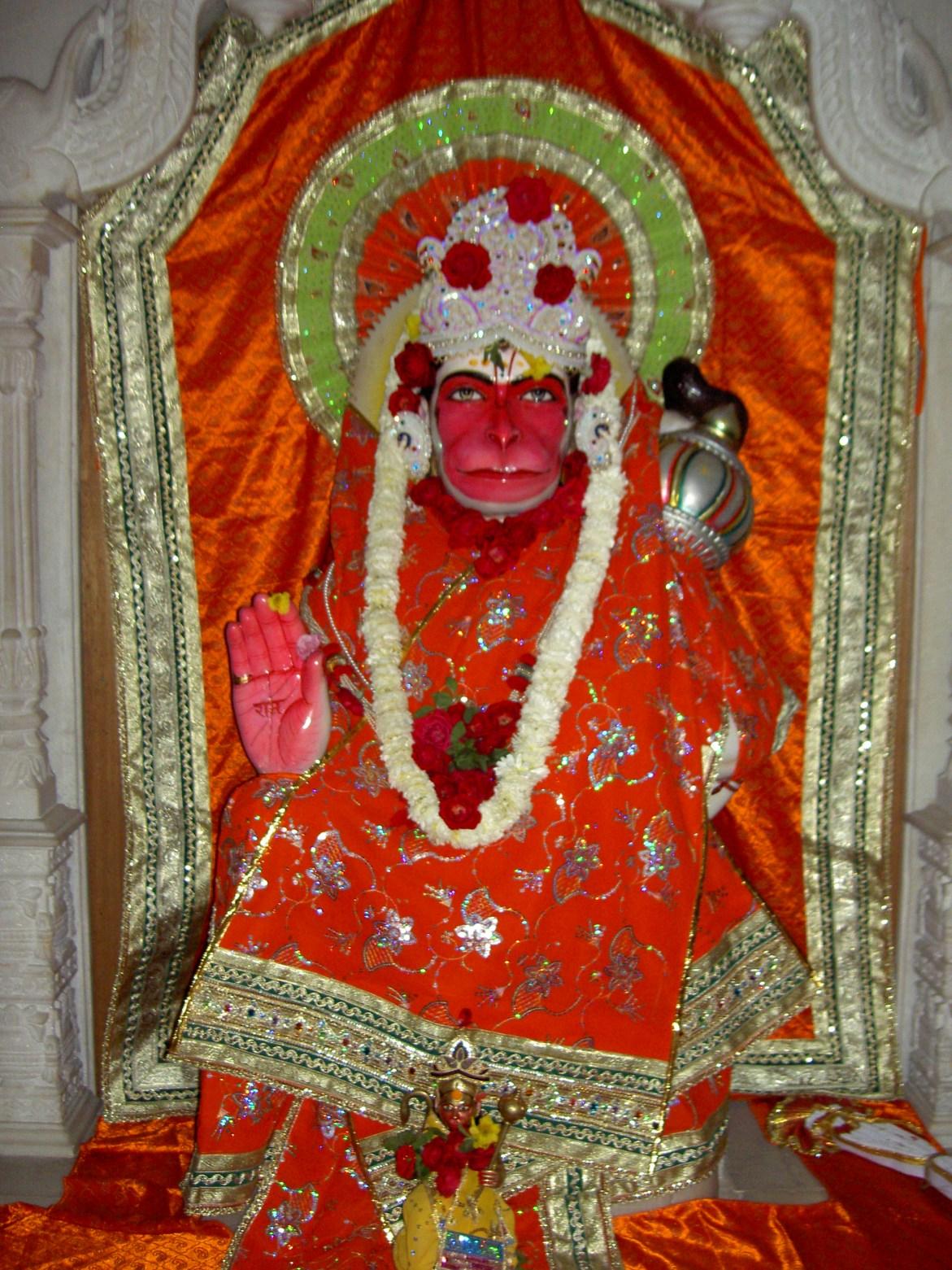 Sri Amaranidhi HanumanJi