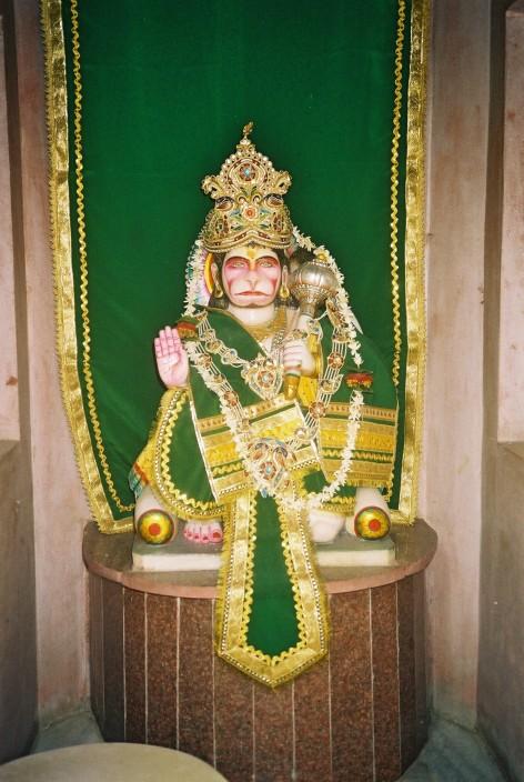 Amaranidhi Hanuman Ji,Vrindavan
