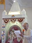 Shri Kamaljit Sharma speaks on behalf of the trustees