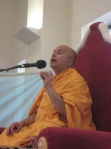 Shri Sadgurudev Ji Maharaj gave his blessings to all devotees