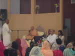 Shri Sadgurudev Ji Maharaj gives blessings