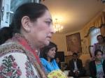 Devotees listening to Shri Sadgurudev Ji at a Ghar Satsang in Kent, U.K.