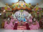 Shringaar Aarati of Thakur Shri Shri Radha Golokavihari Ji Bhagavan & Ashtasakhis