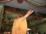 Shri Sadgurudev Ji Maharaj showers the blessings of the Lord upon all devotees