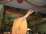 Shri Sadgurudev Ji Maharaj showers the blessings of the Lord upon all devotees