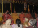 Satsang with Swami Arjun Puriji Maharaj, Shri Sadgurudev Ji Maharaj, Swami Swaroopanand Ji Maharaj and other Sants