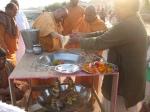 Shri Thakurji's Abhishek & Shri Gopishwar Mahadev Ji's Abhishek