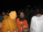 Shri Sadgurudev Ji Maharaj and Swami Chidanand Muniji of Parmarth Niketan as well as Shri Lokesh Muniji