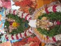 Thakur Shri Shri Radha Golokavihari Bhagavan & Shri Radha Gopal ji after Abhishek & Shringaar