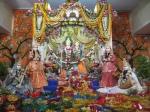 Thakur Shri Shri Radha Golokavihari Ji Bhagavan's Chhappan Bhog Darshan